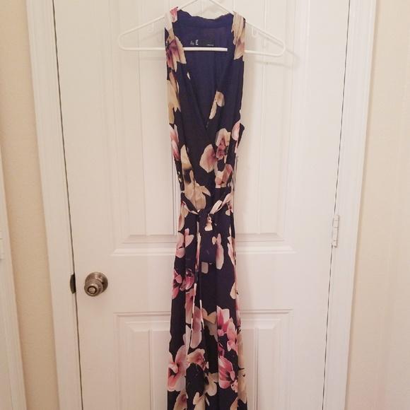 52d8f9feac Floral Print Maxi Dress